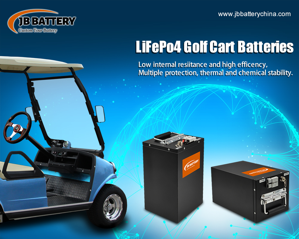 China LifePO4 Golf Cart Battery Pack Manufacturer (31)