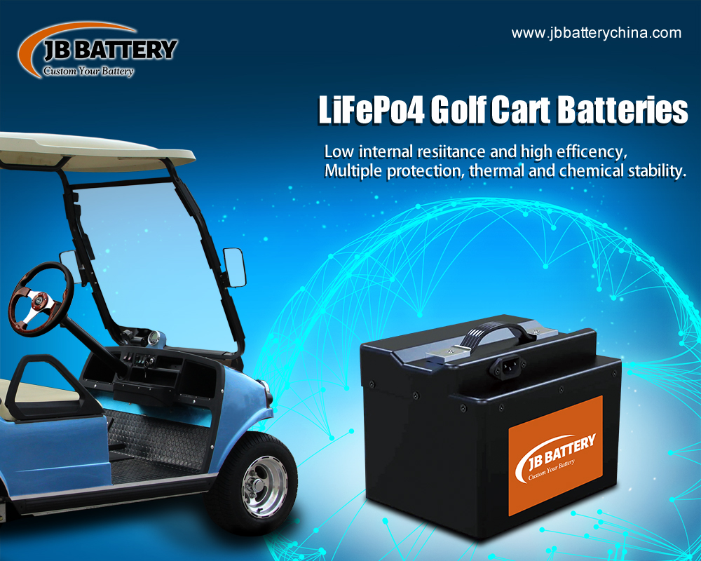 China LifePO4 Golf Cart Battery Pack Manufacturer (32)