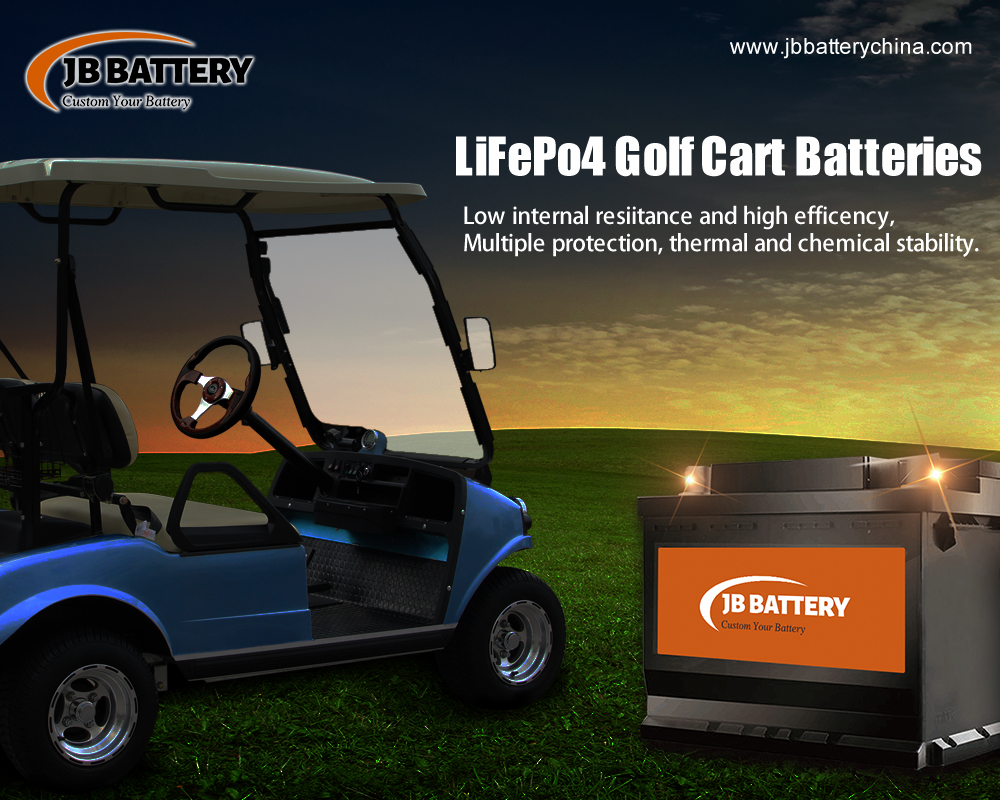 Can a 48v 100Ah LiFePO4 Golf Cart Battery Be Recycled?
