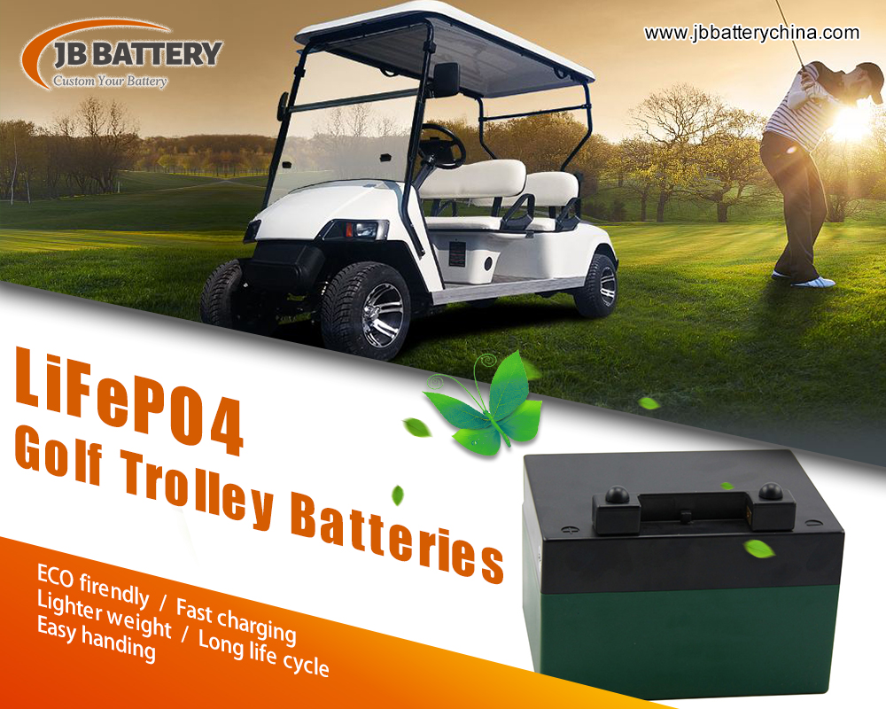 Does 12 volts 100ah Custom Lithium Ion Golf Cart Battery Pack Require Regular Maintenance