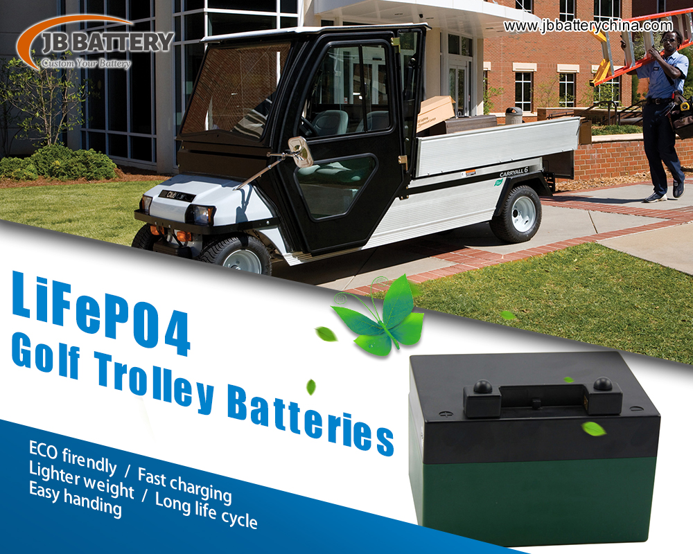 How Much Do Lithium Ion Batteries Cost For Golf Carts?