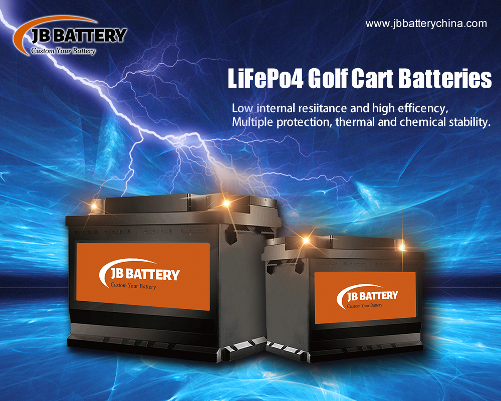 China LifePO4 Golf Cart Battery Pack Manufacturer (6)