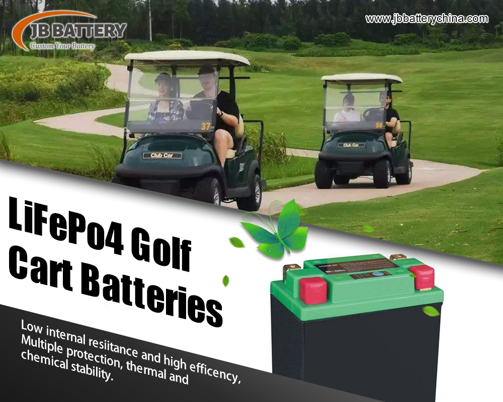 Can Hot Temperature Affect A 24V 100Ah LifePO4 Golf Cart Battery Pack?