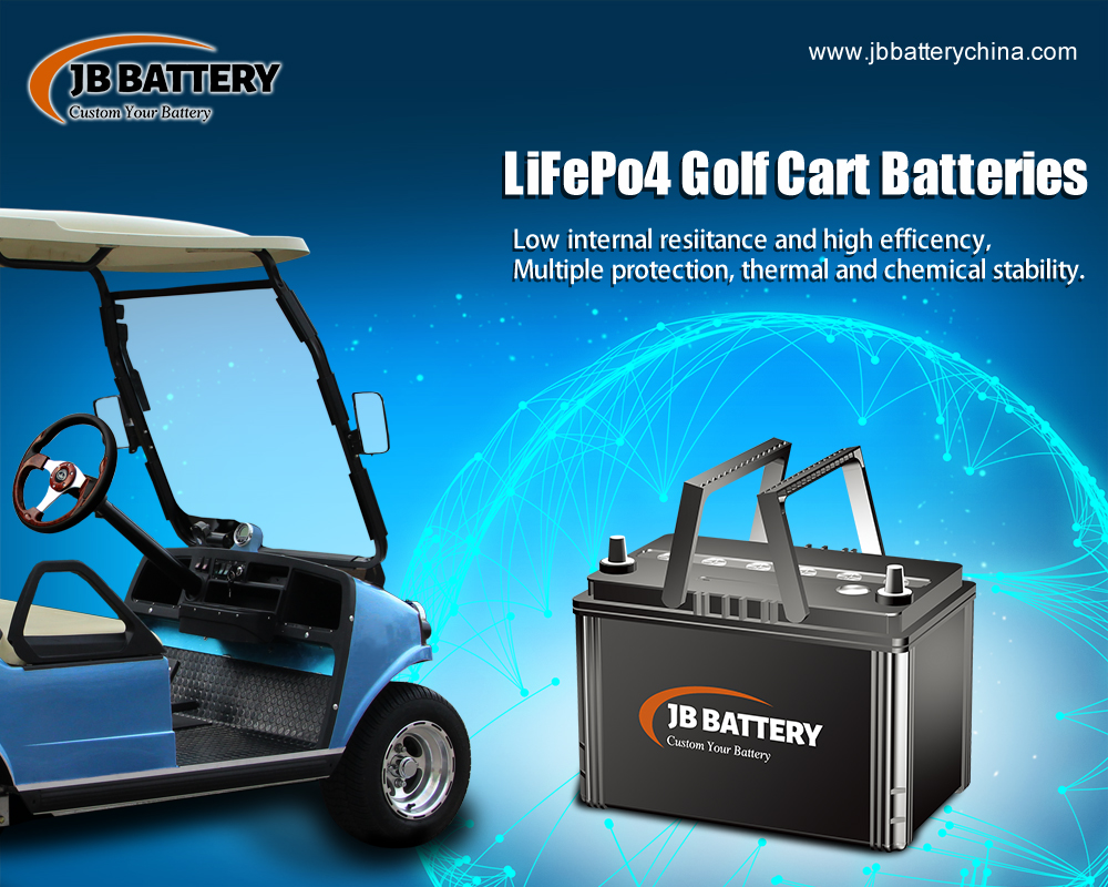 Do 48v 100ah or 200ah Custom Made Lithium Ion Golf Cart Batteries Packs Go Bad If Not Used?