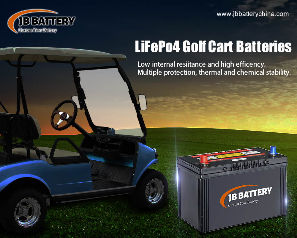 China LifePO4 Golf Cart Battery Pack Manufacturer (19)