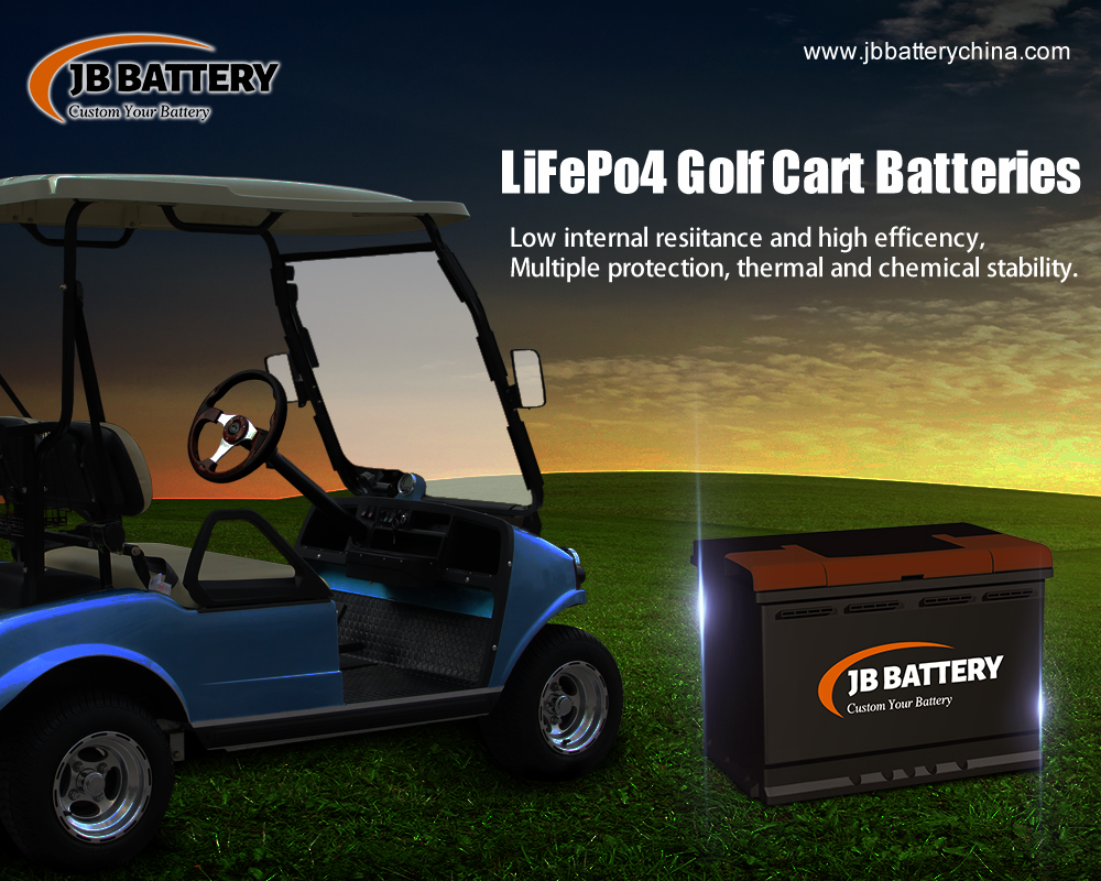 China LifePO4 Golf Cart Battery Pack Manufacturer (18)
