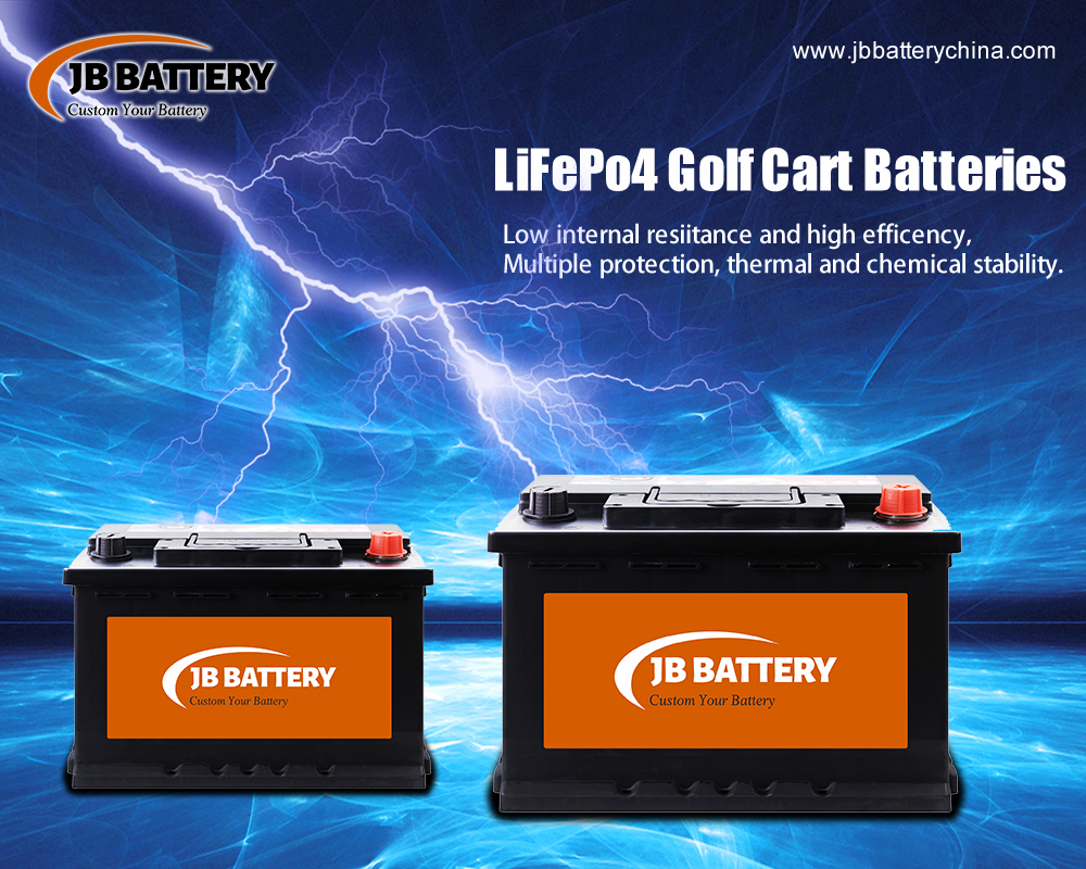 China LifePO4 Golf Cart Battery Pack Manufacturer (5)