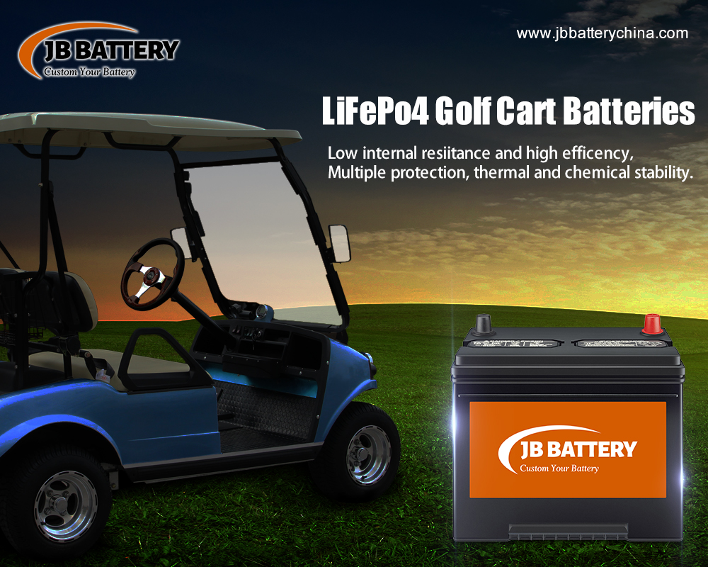 China LifePO4 Golf Cart Battery Pack Manufacturer (20)