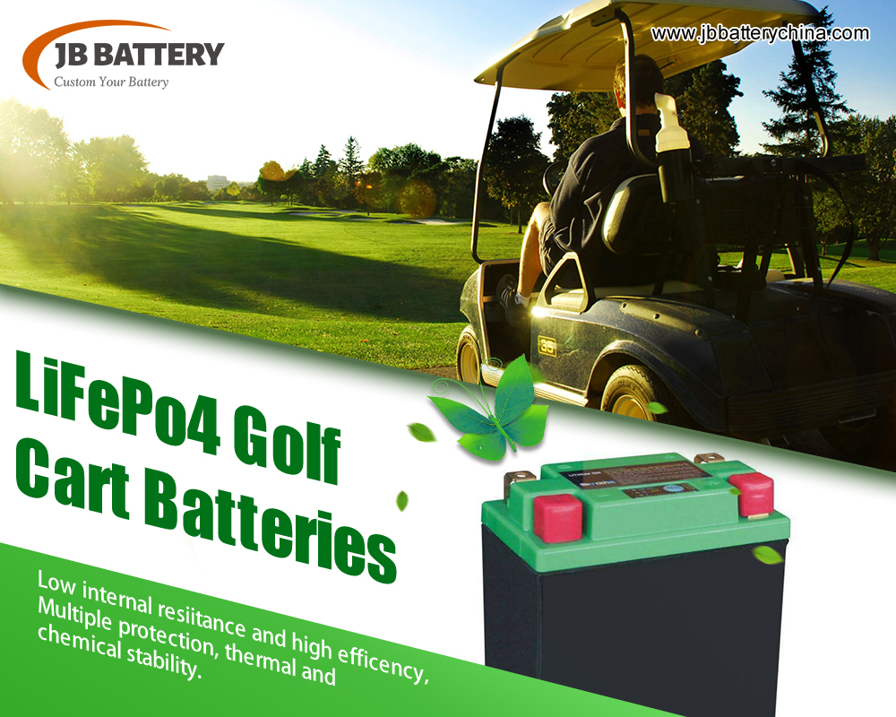 Are 72 Volt And 76Volt 100ah Custom Made Lithium Ion Golf Cart Battery Packs Bad For The Environment?