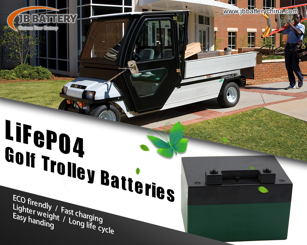 How Good Are LiFePO4 Batteries For Golf Cart Or Club Car?