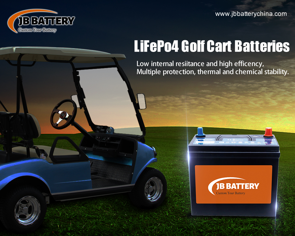 Are LiFePO4 48v 200ah Golf Cart Battery Better Than Custom Lithium Ion 48v 200ah Golf Cart Battery Pack?
