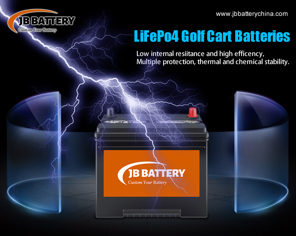 China LifePO4 Golf Cart Battery Pack Manufacturer (30)