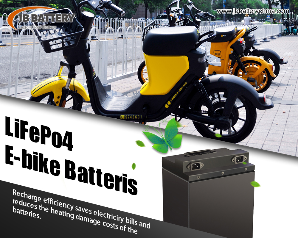 Difference Between SLA and LiFePo4 Batteries