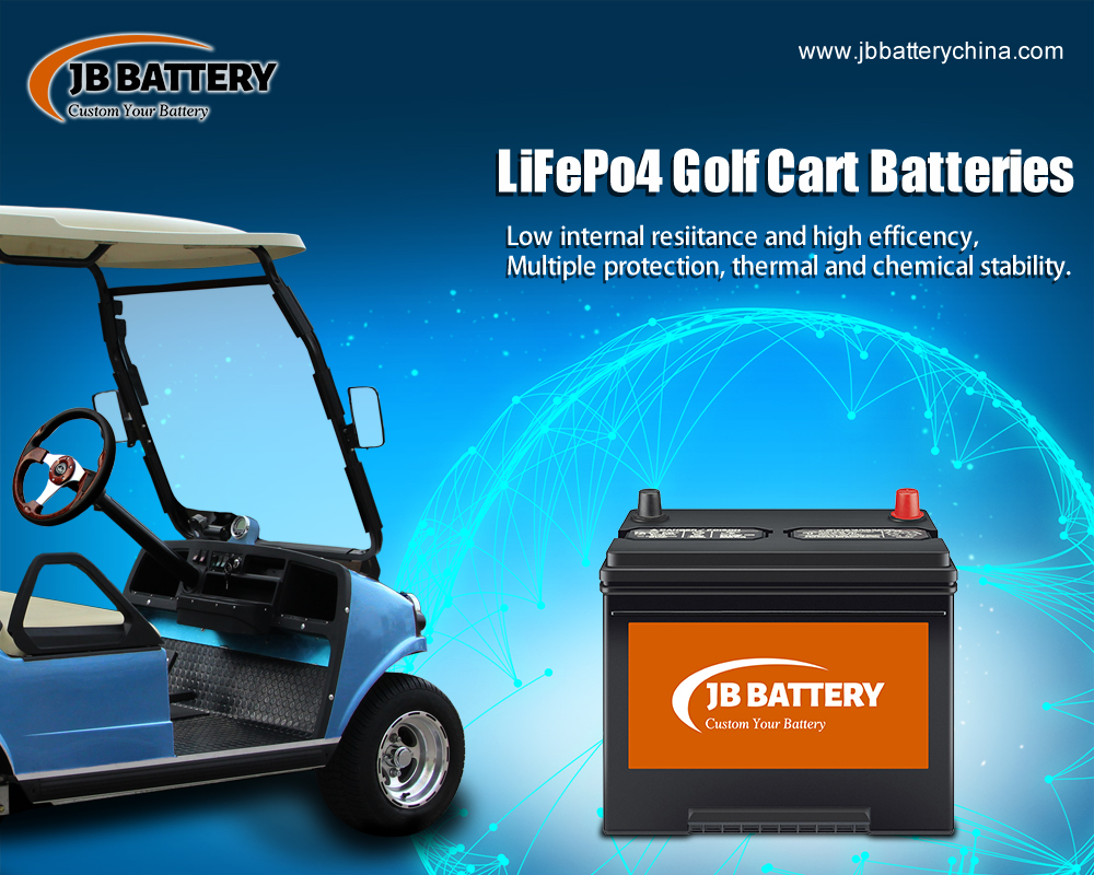 Do 36V Or 48V Custom Made Lithium Ion Golf Cart Battery Pack Have Any Disadvantage?