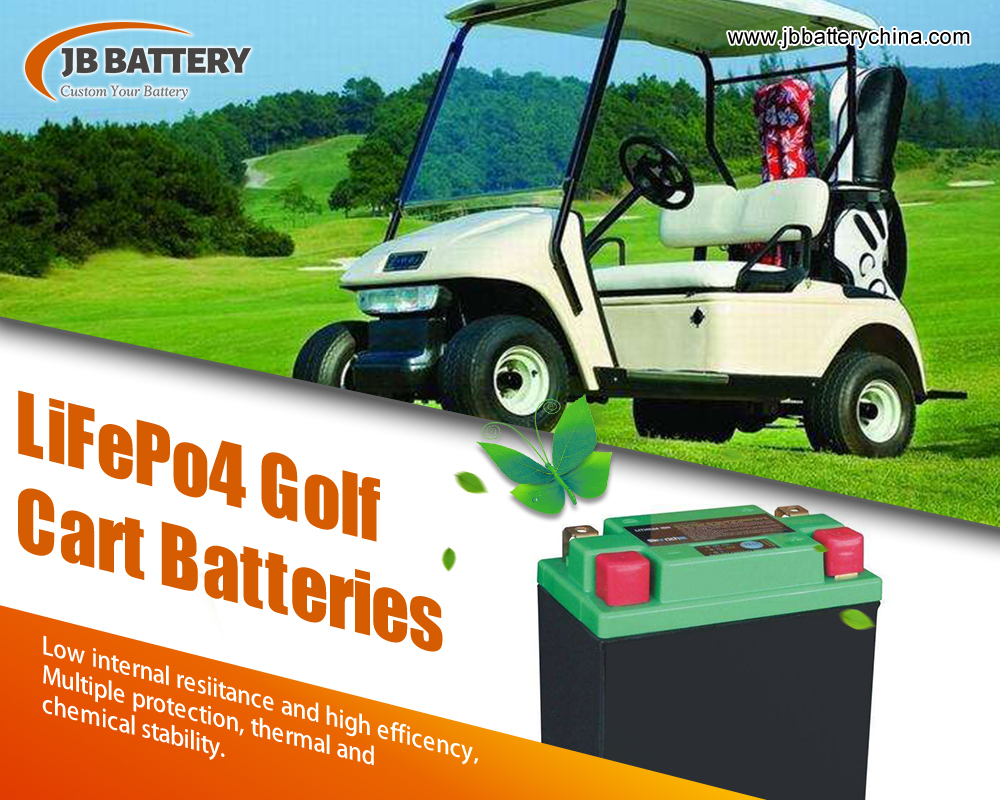 How Is 72V 320Ah Or 480Ah Custom Made LifePO4 Golf Cart Battery Pack Manufactured?